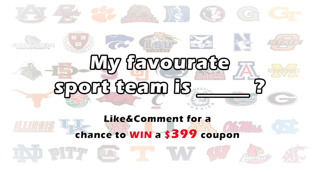 Like & Comment to Win a $399 Coupon