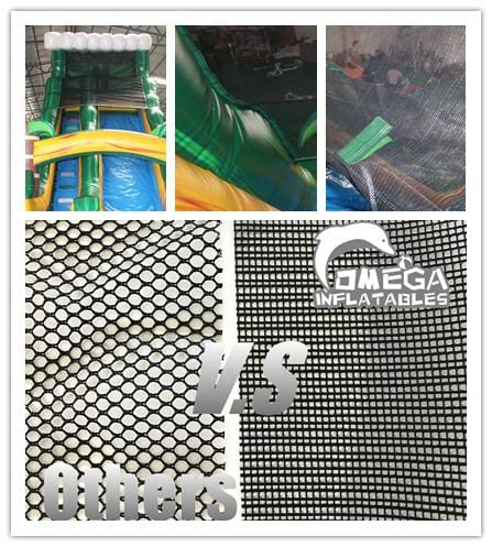 Platform Strong PVC Safety Netting