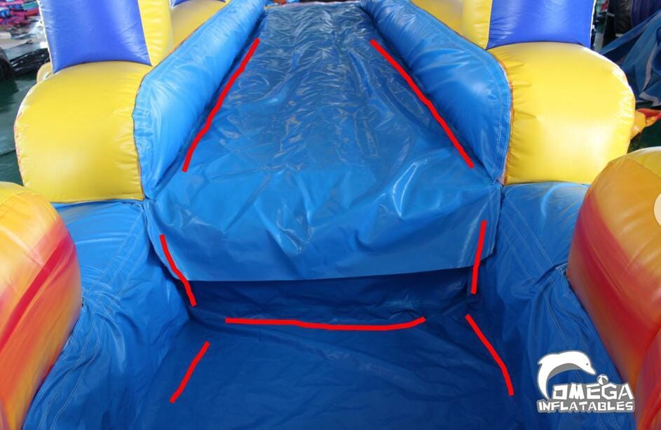 Water Slide Cover