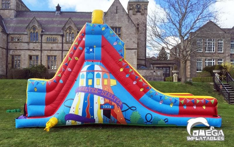10FT Helter Skelter Slide