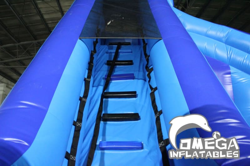 18FT Big Dipper Water Slide with Pool