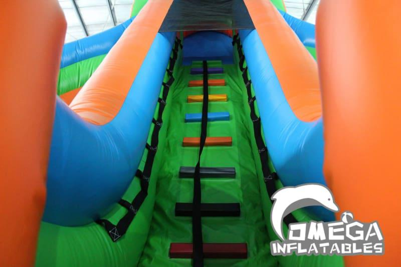 18FT Double Dipper Water Slide