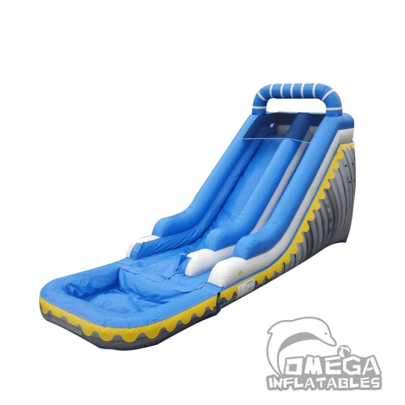 18FT Skyline Super Wet Dry Slide