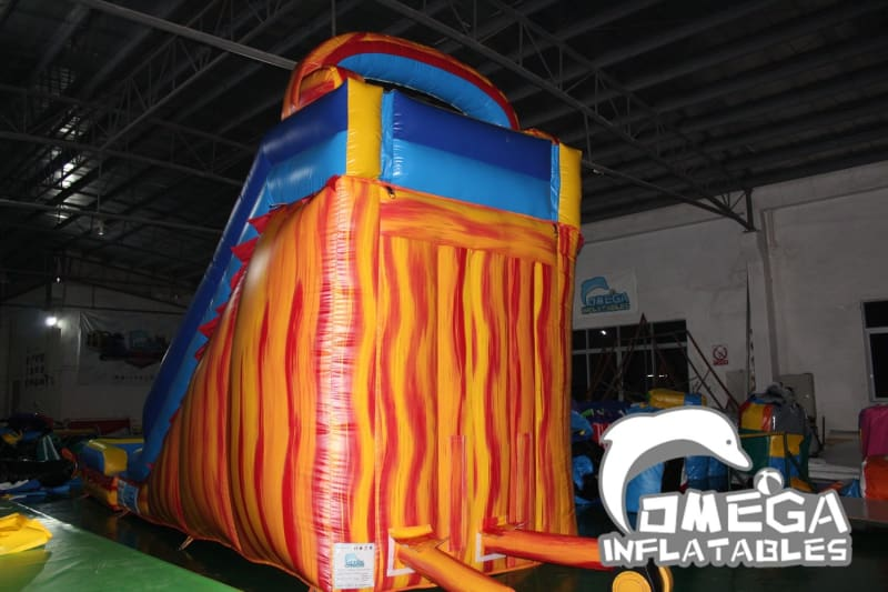 18FT Turbo Blaze Wet Dry Slide