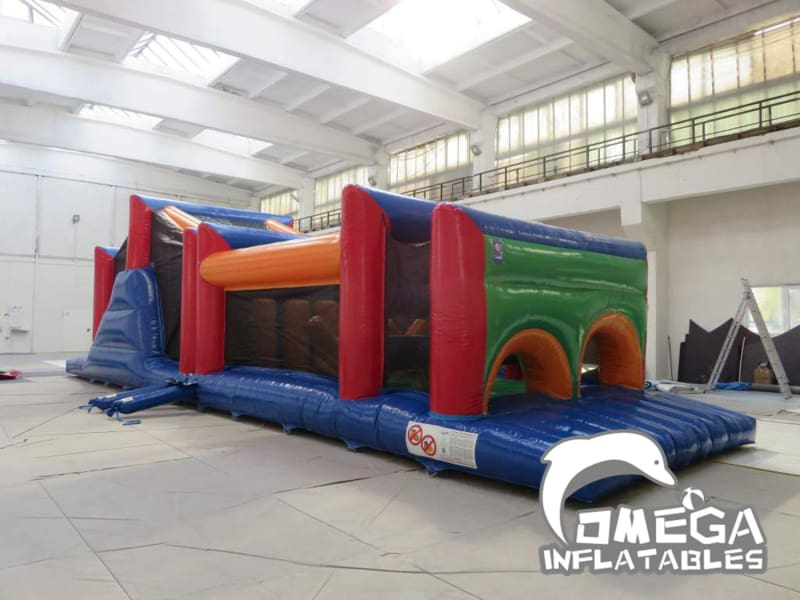 2 Part 50ft Obstacle Course