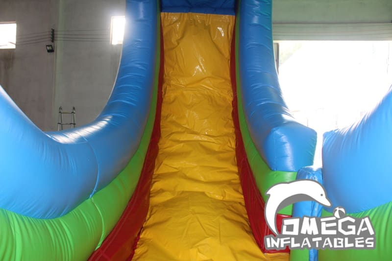21FT Rampage Wet Dry Slide