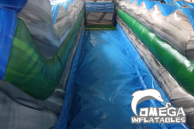 26FT Tropical Heaven Water Slide