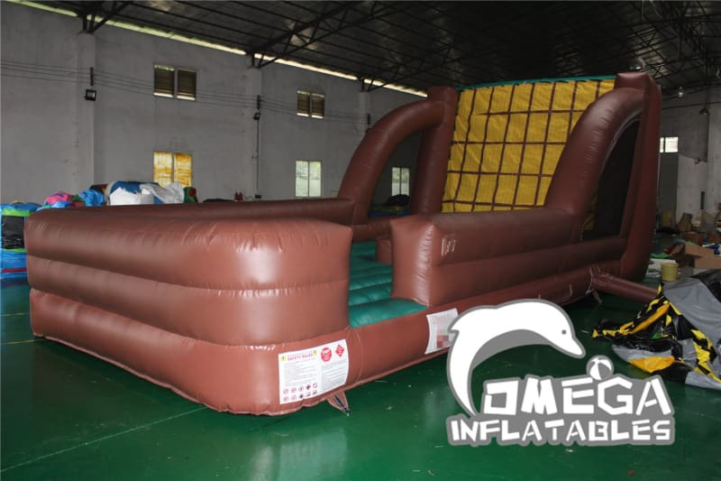 3 in 1 design Inflatable Game (Sticky Wall+Joust Arena+Soccer Dart)