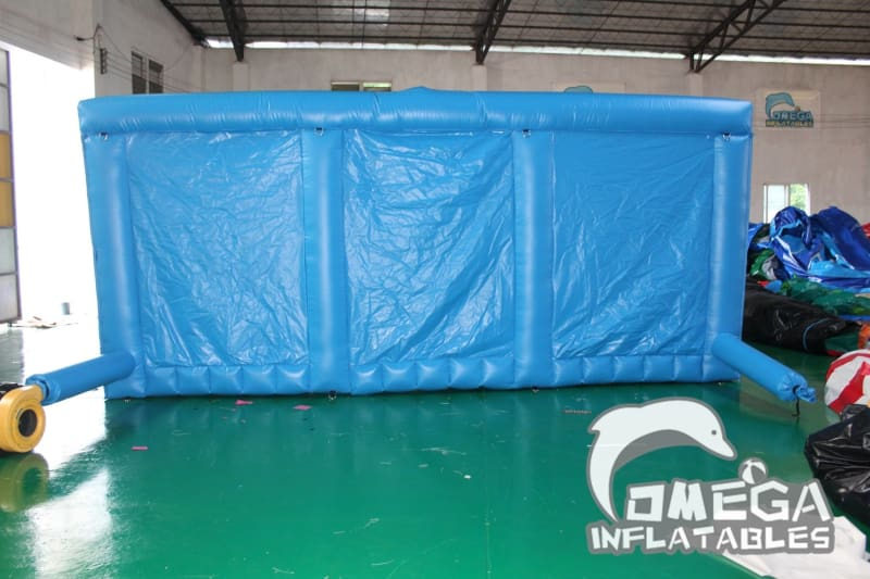 3 in 1 Inflatable Sports Zone