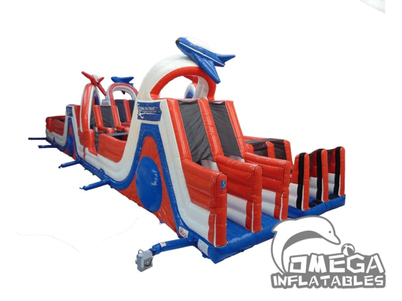 5 Part Jet Stream Obstacle Course
