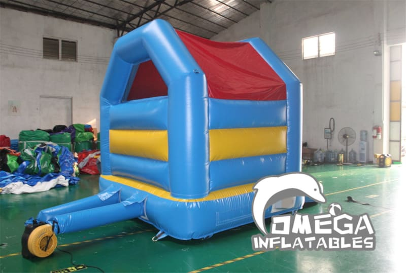 A Frame Bouncy Castle