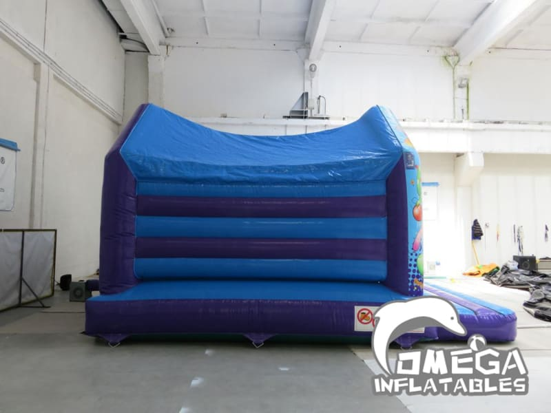 A Frame Party Bouncy Castle
