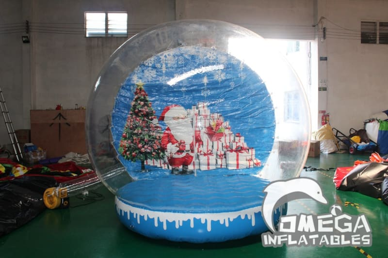 Airblown Inflatable Snow Globe