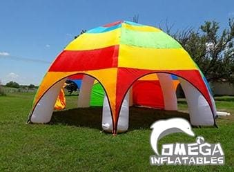 Airtight Inflatable Tent for Mechanical Bull Rodeo
