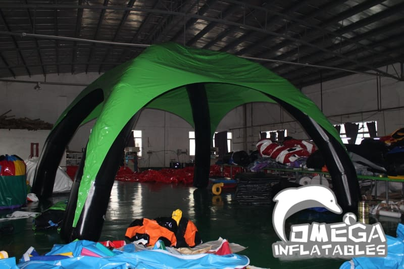 Airtight Inflatable Tent - Omega Inflatables Factory