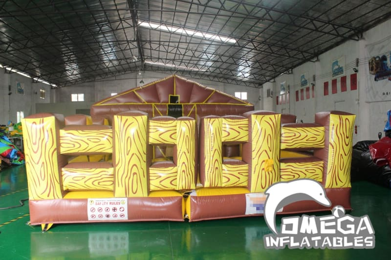Amusement Park Bull Ride with Inflatable Mattress