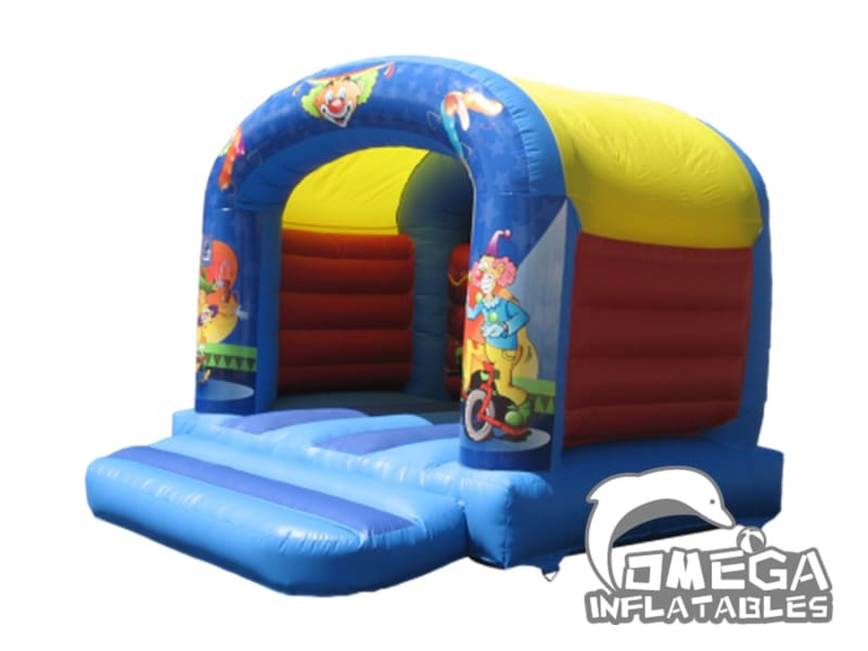 Arched Roof Bouncer