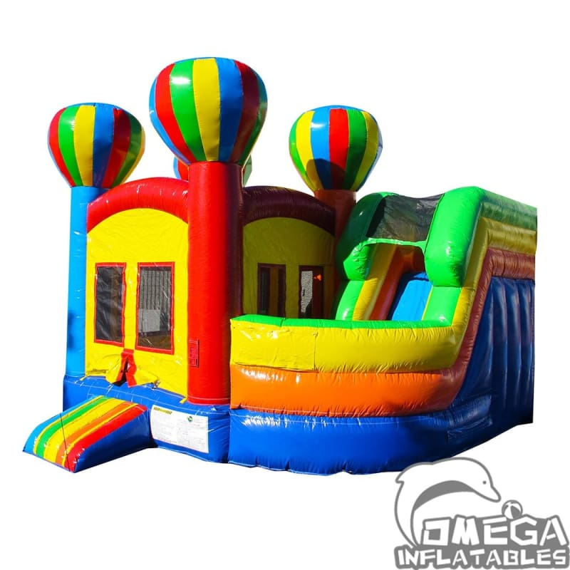 Balloon Adventure Combo Twist