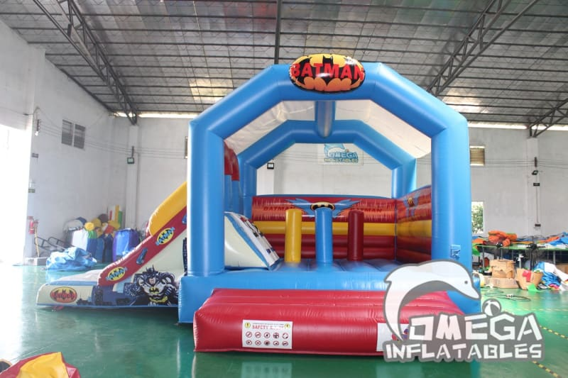 Batman Jumping Castle Combo