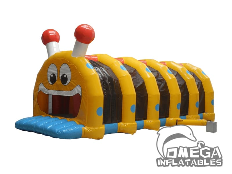 Caterpillar Obstacle Course without Slide