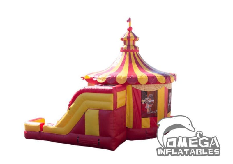 Circus Inflatable Combo