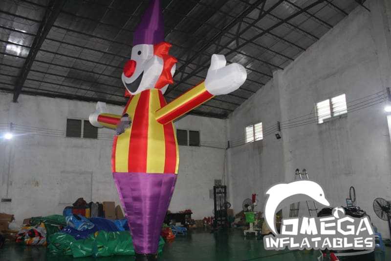 Clown Inflatable Air Dancer