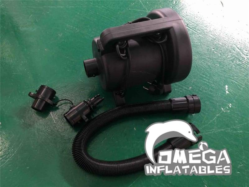 Commercial Pump for Heat Sealed Inflatables