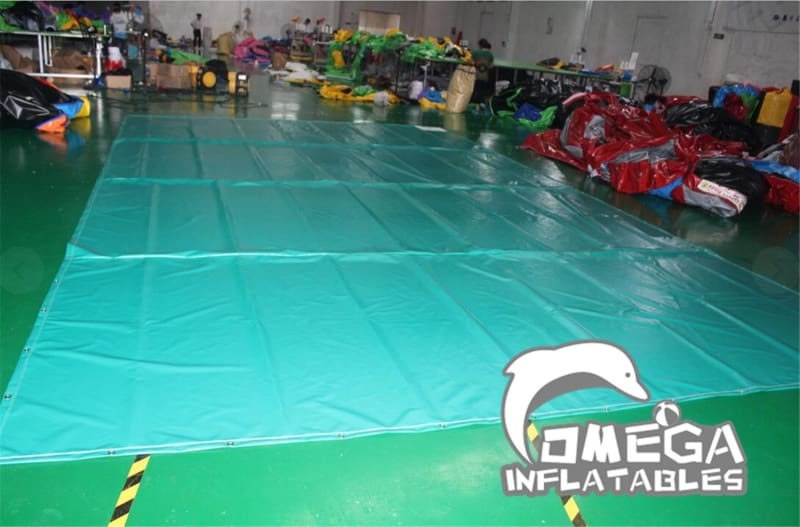 Custom Size PVC Tarp for Inflatables