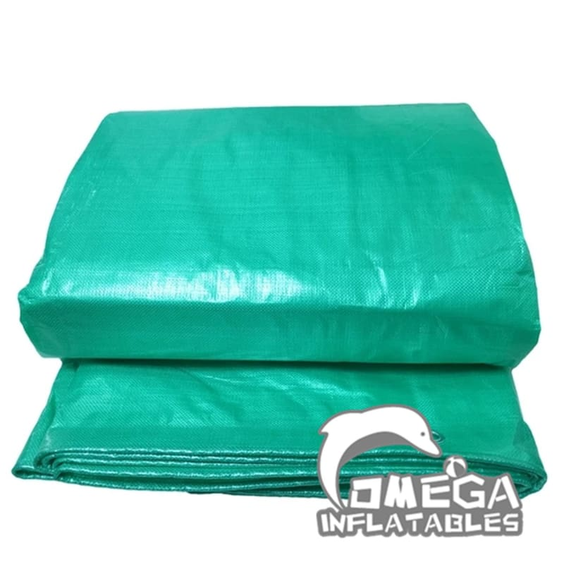 Custom Size Tarp for Inflatables