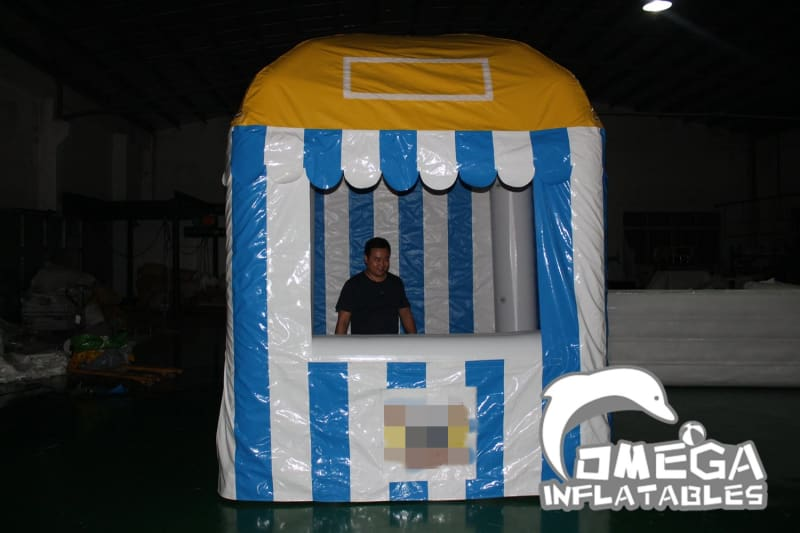 Customized Inflatable Airtight Booth