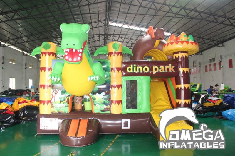 Dino World Bouncy Castle
