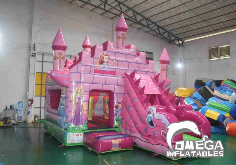 Fairytale Bounce & Slide
