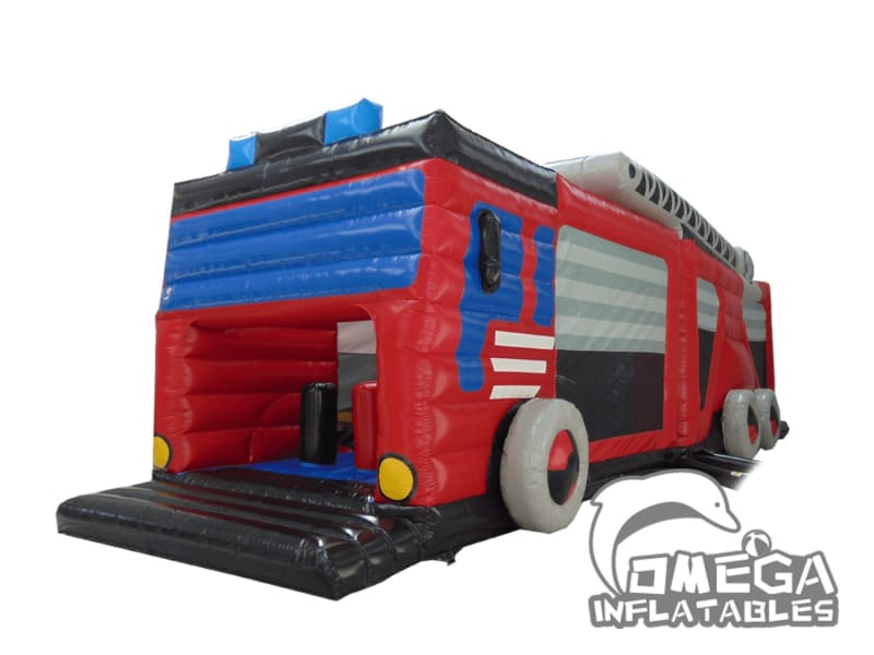 Fire Engine Obstacle Course