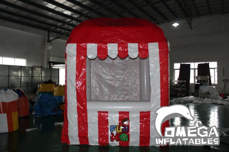 Inflatable Airtight Booth