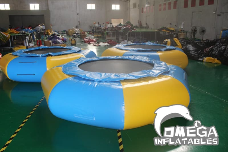 Inflatable Airtight Trampoline