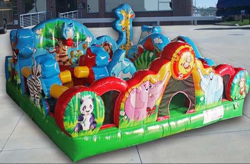 Inflatable Animals Park
