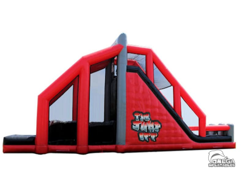 Inflatable Base Jump