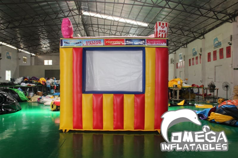 Inflatable Concession Stand
