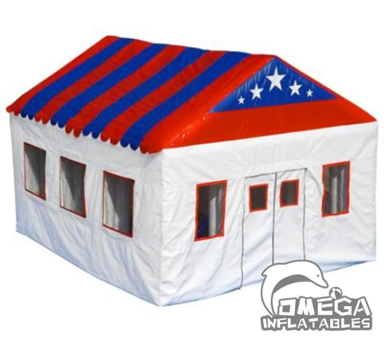 Inflatable Concession Tent - tent
