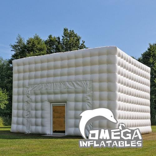Inflatable Event Cube