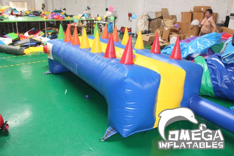 Inflatable Floating Ball Game