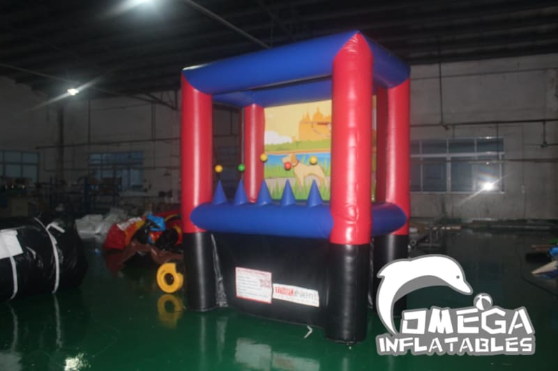 Inflatable Floating Ball Shooting Archery Game - Omega Inflatables