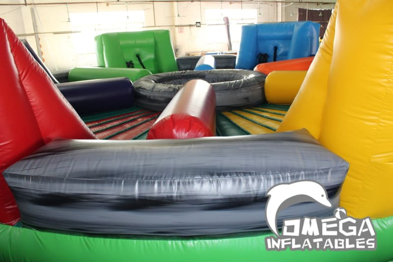 Inflatable Funny Hungry Hippos Game