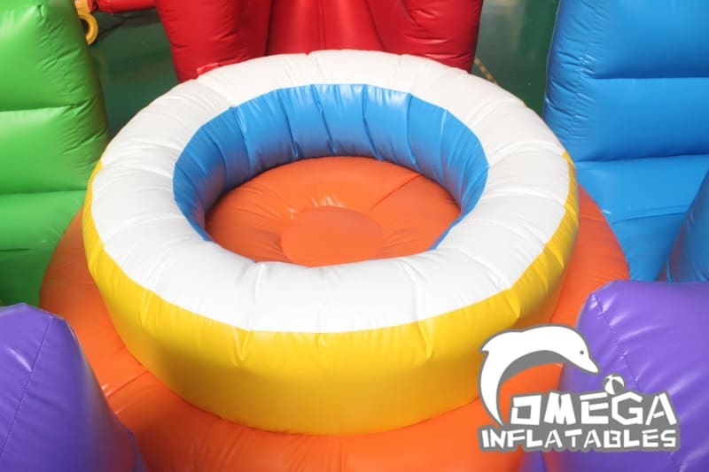 Inflatable Hippos Hungry Game