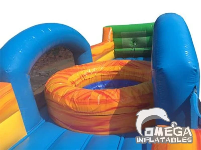 Inflatable Hungry Hippos Game
