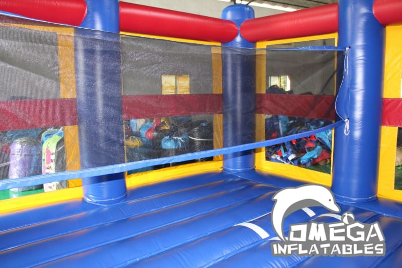 Inflatable Jousting Arenas