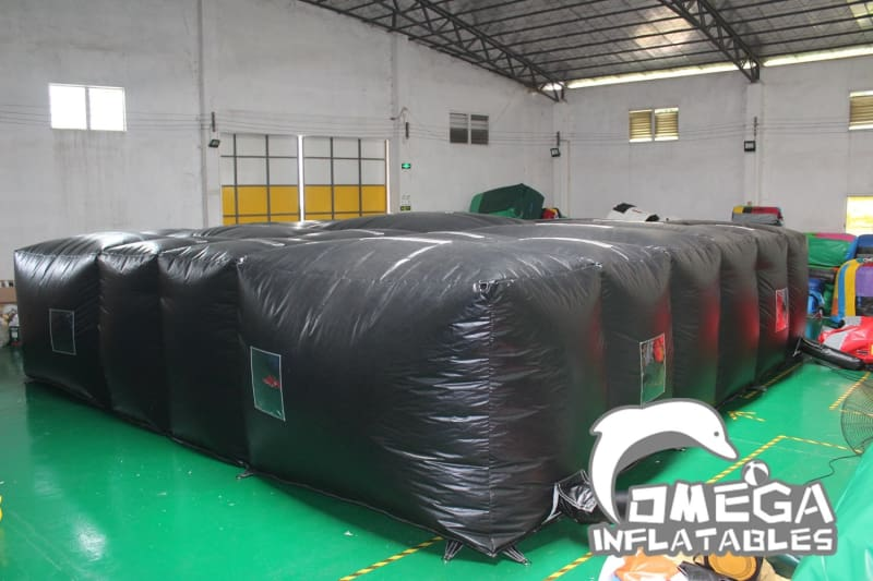 Inflatable Laser Tag Maze