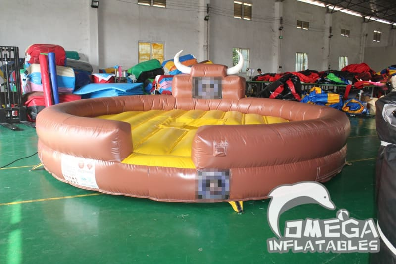 Inflatable Mattress for Bull Rodeo