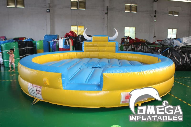 Inflatable Mattress for Mechanical Bull