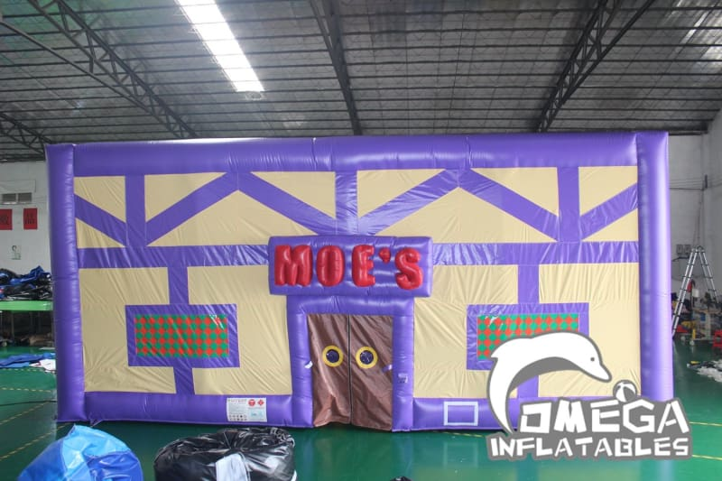 Inflatable Moes Tavern